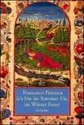 Ich bin im Sommer Eis, im Winter Feuer: Zweisprachige Ausgabe Gedichte (dtv Fortsetzungsnummer 12, Band 13257)