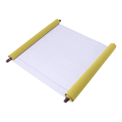 qianqian56 Herbruikbaar Chinees Magic Doek Water Paper Kalligrafie Boek Notebook 1,5 m