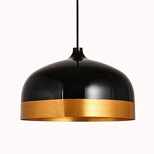 Hanglamp halve cirkel pot deksel van de lampenkap voor plafondmontage LED de lamp van de lichthanger voor de eetkamer, badkamer, S