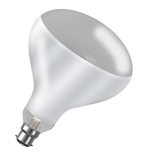 Crompton Lampen Infrarot-Reflektor Lampe, B22d, 1635LM, 250Watt