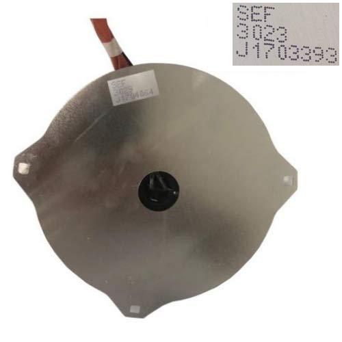 Desconocido Fuego Inducción Vitro TEKA IZ 6320 SEF 3023 J1703393 16,5 cms