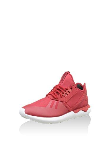 adidas Herren Tubular Runner Sneaker, rot, 40 2/3 EU