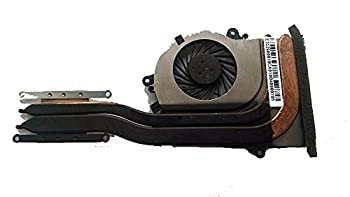 Laptop CPU Heatsink&Fan Compatible with MSI GS70 UX7 MS-1771 0.55A 5VDC PAAD06015SL N184 E322600010CA91 New and Original.