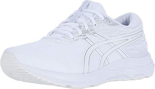 Asics Gel-Excite 7 Sneaker für Damen, Weiß - weiß - Größe: 44.5 EU