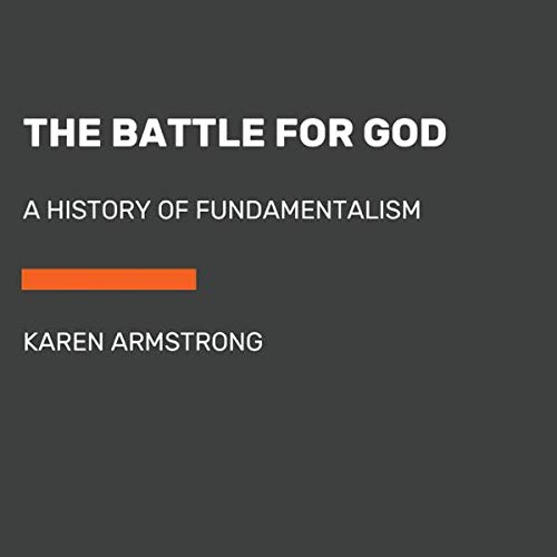 The Battle for God cover art