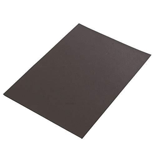 sdfrregf schoolbord 150x210mm Magnetisch Mini Krijtbord Muursticker Blackboard Verwijderbaar Zwart Krijtbord Thuis Kantoor School Leerbenodigdheden