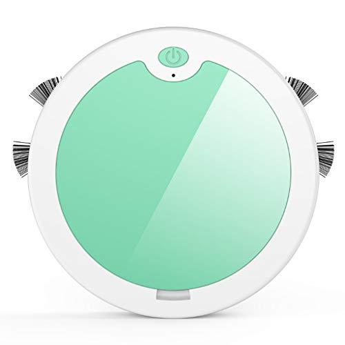 LHY Kitchen Robot Aspirador con la fregona, Automático Inteligente del hogar Desinfección Sweeper Grande de succión 3 en 1 Barrer/aspirar/Robot Fregar