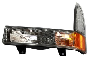 TYC 12-5068-91 Ford F-Series Front Driver Side Replacement Parking/Signal Lamp Assembly