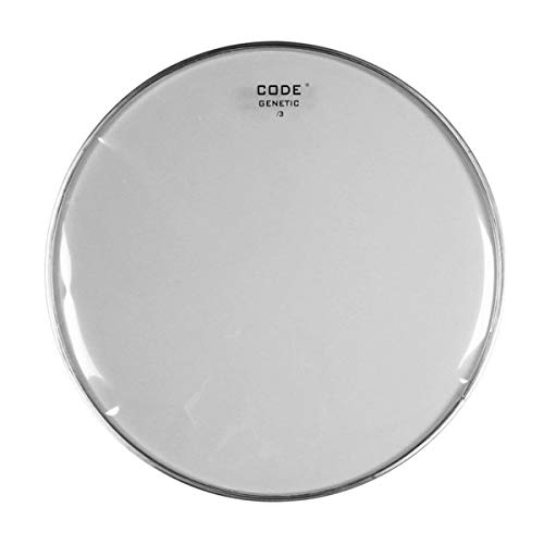 CODE 14' Genetic 3 Mil Snare Side Drum Head GCL143