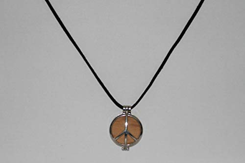 Peace of Stage Peace Pendant Authenticated Piece of 1969 Woodstock Stage