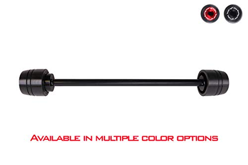 Front Axle Sliders for Ducati 848/1098 / 1198 / Diavel/Hypermotard/Hyperstrada/Panigale/Monster/Multistrada/Supersport - Red