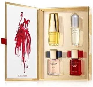 Estee Lauder Fragrance Treasures 4-Piece Set