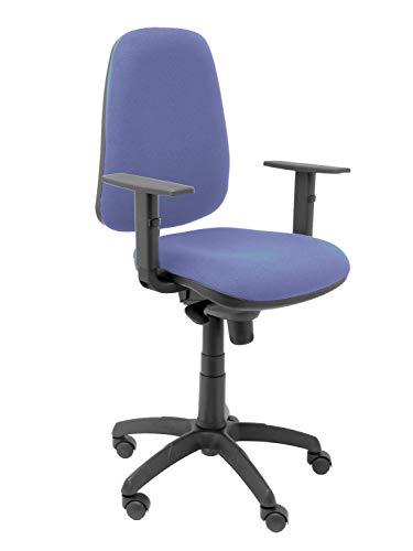 Piqueras Y Crespo 1017SBALI261B10 bureaustoel, lichtblauw