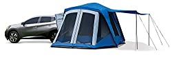 Sportz SUV Blue Grey Tent with Screen Room Campervan Awning Tents VanSage