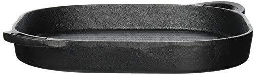 パール金属ステーキ皿ウェーブ24×24cm鉄鋳物製グリルプレートスプラウトHB-4623
