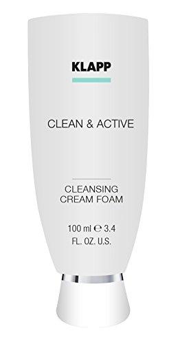 KLAPP Clean & Active Cleansing Foam 100ml