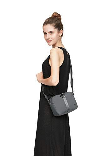 Pacsafe Women's Citysafe Anti Theft Square Crossbody Bag