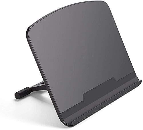 Soporte portátil Plegable para portátil Soporte para Tableta con Pantalla táctil Soporte Universal para Tableta gráfica Negro