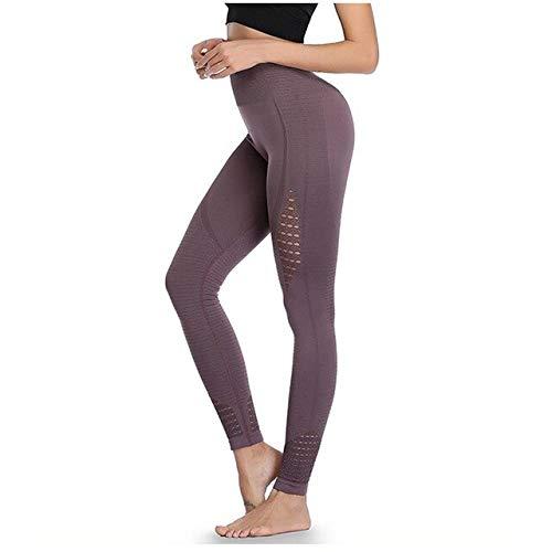 QingYu fitnessbroeken voor dames Joggingbroek Dames Strakke Stretch Sneldrogende Fitness Hoge Taille Perzik Yoga Broek Sport Cropped Broeken Kleding