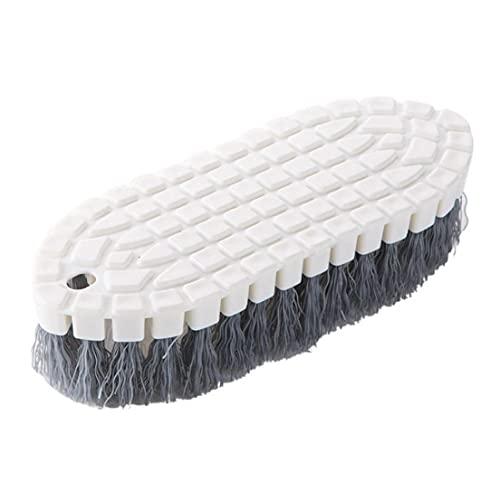 sevennine FRUBLE Cepillo Flexible Cepillo de Lavado para el hogar Multi-Uso Cepillo para Lavado de baño para baño Ducha Fregadero Piso 1pc Artículos para el hogar