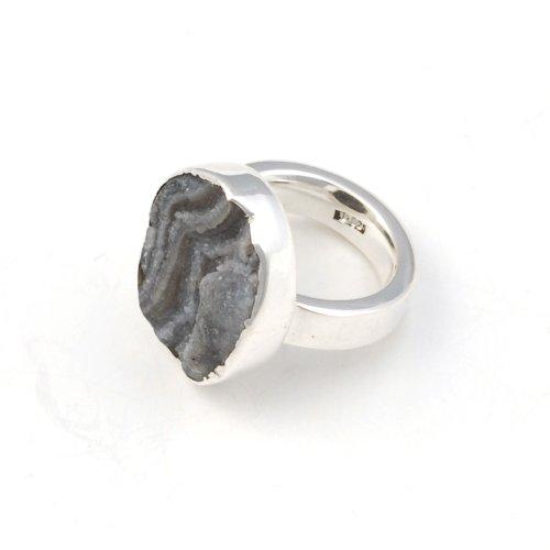 Erfurt Design Damen-Ring Sterlingsilber Gr. 56 1040111A19