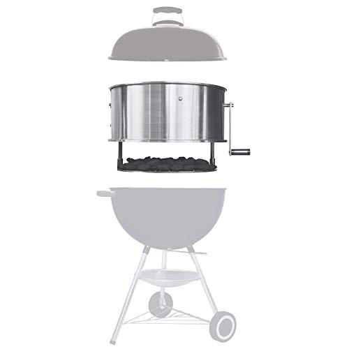 """Caliente 4001.0012 Argentine/Tuscan Style Grill Kit (Universal for 22.5"""" Weber-Style Grills)"""