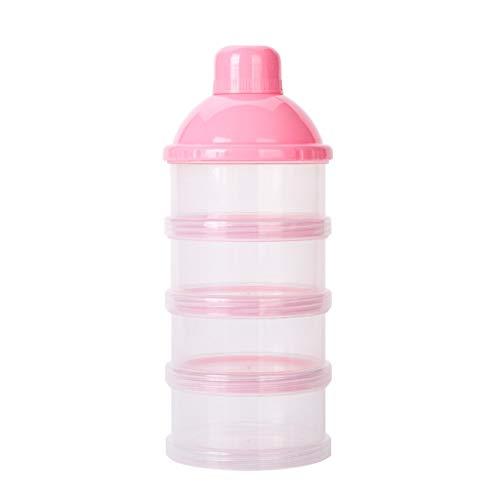 NaiCasy S/èche-biberon Amovible pour b/éb/é sans BPA Rose M/ère et Enfant