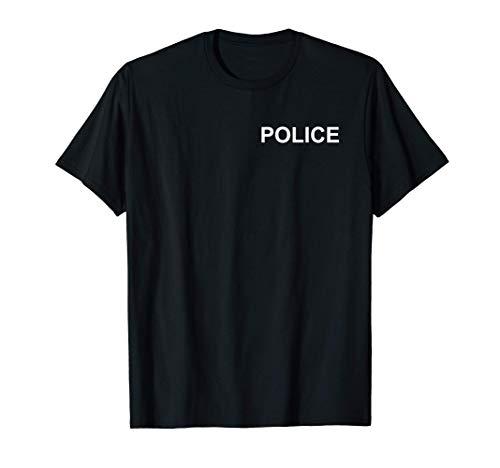 Police Shirt, Gendarmerie, Sheriff, Cop, Police Officer T-Shirt