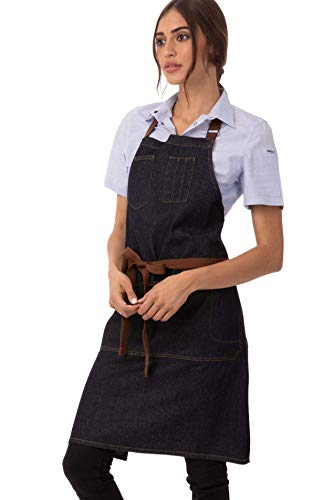 delantal vaquero fabricante Chef Works Men's Uniforms