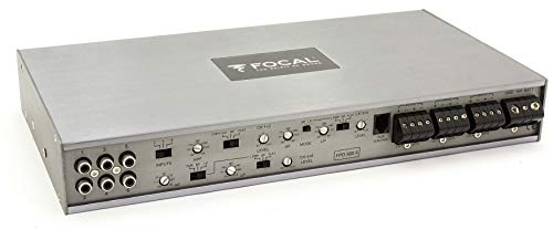 FPD 900.6 - Focal 6-Channel 1200W RMS Amplifier
