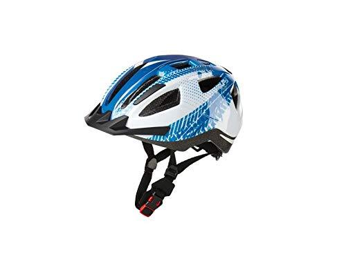 Crivit Kinder Fahrradhelm Helm Kinder Helm Bicycle Helmet 13 Luftkanäle für optimale Luftzirkulation 49-54