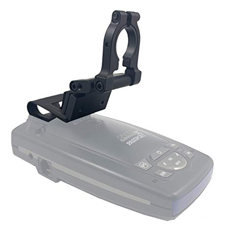 Aluminum Radar Detector Mount for Escort/Bel [Except MAX Series/EZ MAG- Compatible with Most American and Asian Vehicles - Made in USA - Looks OEM,BlendMount BBE-2001R