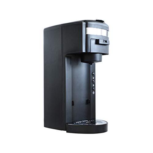 Caffettiera K-Cup per caffè singolo, macchina per il latte e macchina per cappuccino, compatibile con tutti i cialde Keurig K-Cup, 1200 ml, protezione spegnimento automatico