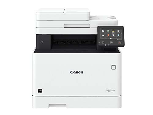 Canon Color imageCLASS MF731Cdw - Multifunction, Wireless, Duplex Laser Printer (Comes with 3 Year Limited Warranty), Amazon Dash Replenishment enabled