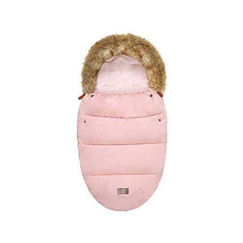 CCFCF Baby kinderwagen slaapzak, baby winter kinderwagen voetenzak dikke warme rolstoel envelop voor pasgeborenen warme slaapzakken