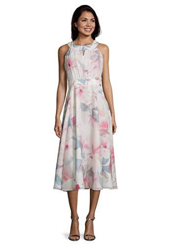 Vera Mont Damen 4141/4790 Partykleid, Rosa (Rosé/Pink 4845), (Herstellergröße: 46)