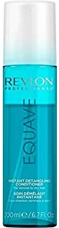 Revlon Professional Equave Hydro Nutritive Detangling Conditioner, Blue - 200 ml