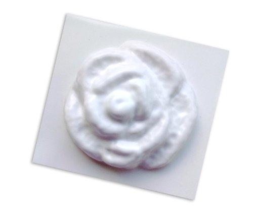 Spinnrad Moules Rose Fleurs Grand