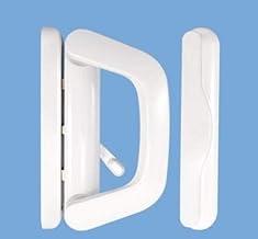 Deurslot Schuifdeuren, Docking Hook Lock, aluminium balkon keuken deurklink, geen sleutel, voor dubbele deur, enkele deur ...