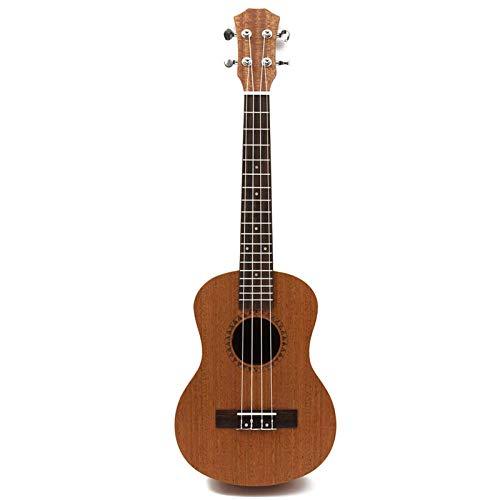 Ukelele de concierto, 66 cm, 4 cuerdas, ukelele tenor profesional, guitarra hawaiana,...