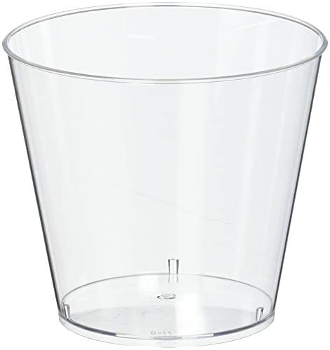 業務用 ハードクリアカップ 215ml 40個入 TS-21