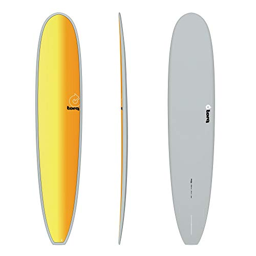TORQ Tabla de surf Epoxy TET 9.6 Full Fade Malibu