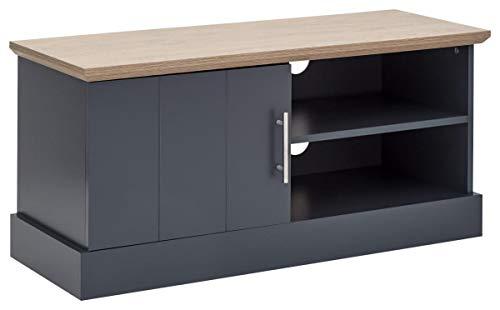 GFW Kendal Modern Slate Blue Muebles de Salón - Aparadores, unidades de TV y mesas#PEQUEÑA UNIDAD DE TV