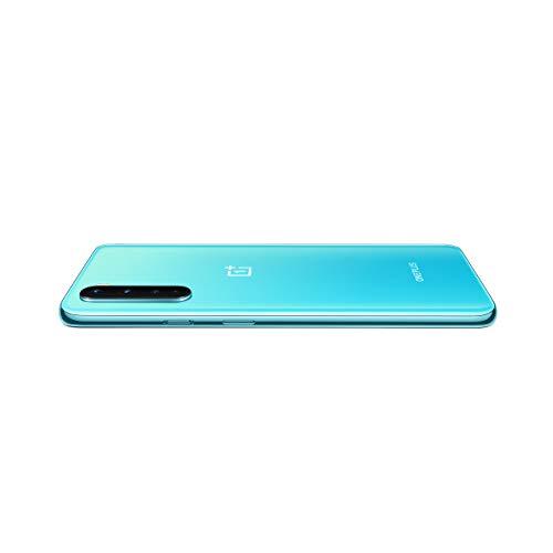 OnePlus Nord 5G (Marble Blue, 8GB RAM, 128GB Storage)