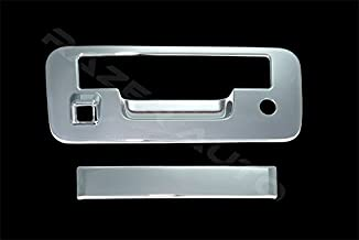 Razer Auto Triple Chrome Plated Tailgate Handle Cover for 2013-2015 Nissan Titan