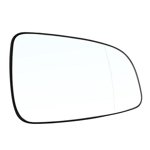 Cristal de espejo retrovisor, 6428785 Cristal de espejo retrovisor lateral lateral derecho del coche para 2004 2005 2006 2007 2008 2009 2010 20112012 2013 2014 2015 2016