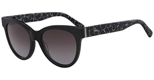 Longchamp LO602S Acetate Sonnenbrille Marble Black Unisex Erwachsene Mehrfarbig, Standard
