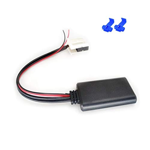 Bluetooth Aux in Adapter A2DP mp3 Musik Stream passend für BMW E60 E63 E64 E65 E66 E81 E82 E87 E70 E90 E91 E92