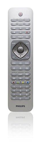 Philips SRP6013/10 Universal Fernbedienung (3-in-1, TV, Blu-ray, Soundbar) weiß