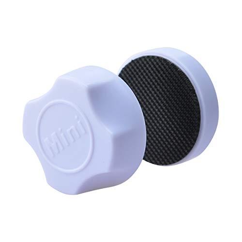 Podazz Mini rascador magnético para algas, limpiador de cristal para acuarios de...